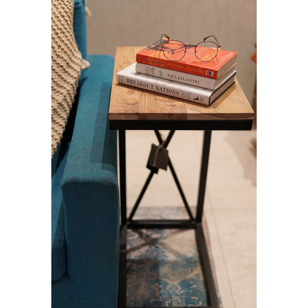 Augustus C End Table (Set of 2) by Ebern Designs