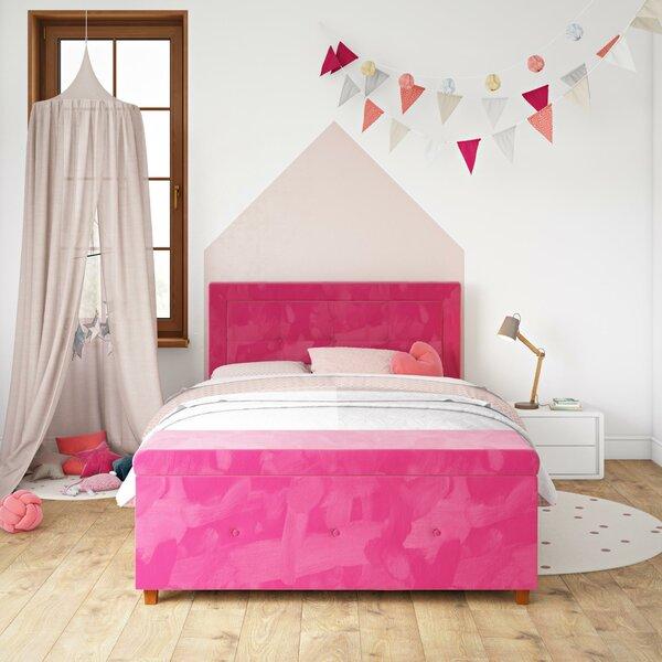 Mathilda Upholstered Platform Bed by Isabelle & Max
