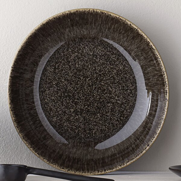 Praline and Praline Noir Pasta Bowl by Denby