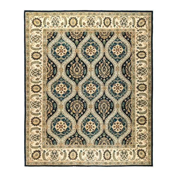 One-of-a-Kind Fine Ghazni Hand-Knotted Multicolor Area Rug by Darya Rugs