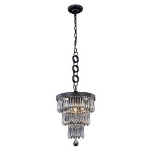 Roosevelt 3-Light Pendant