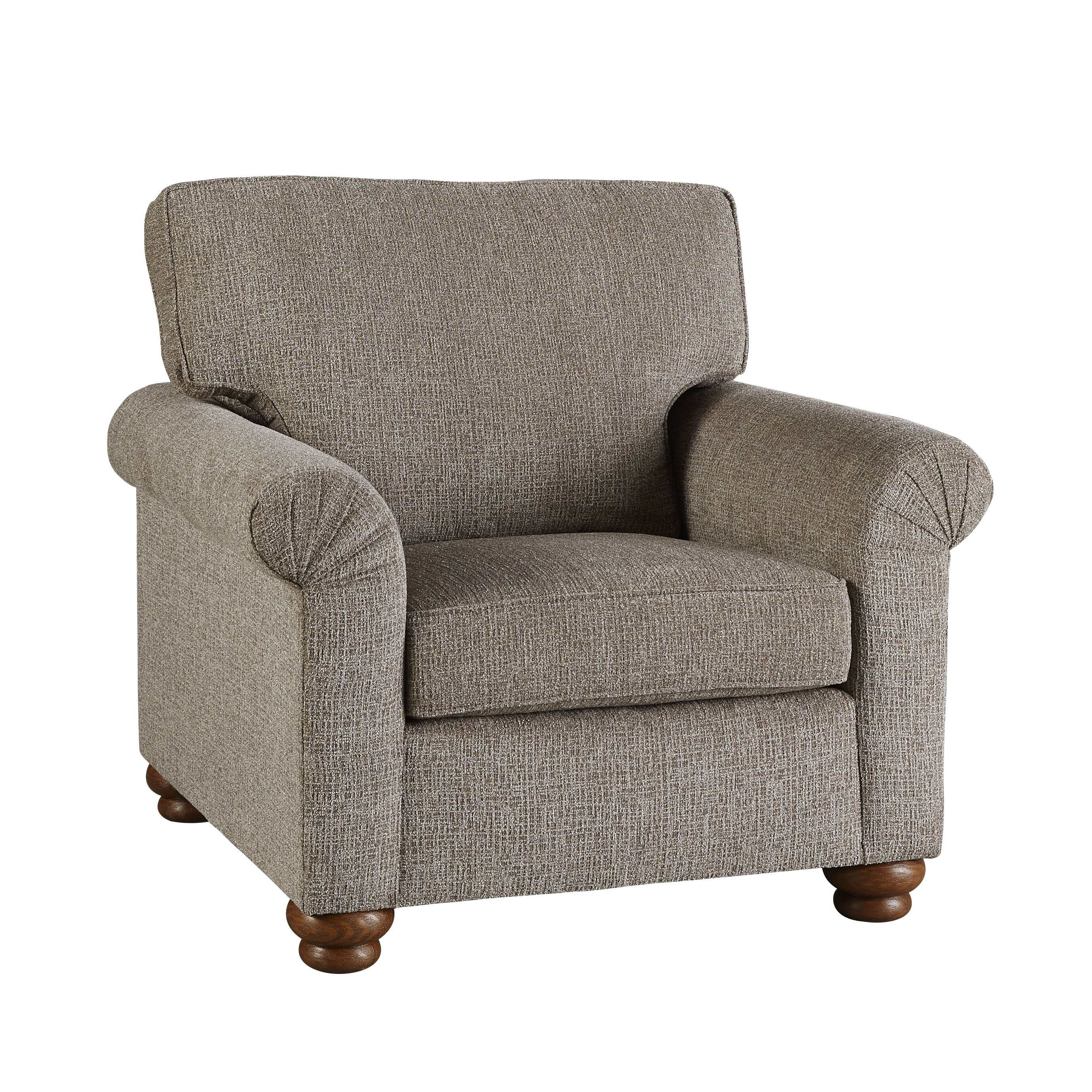 Superieur Alcott Hill Branch Upholstered Armchair | Wayfair