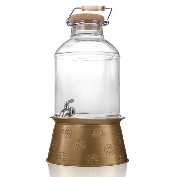 Reimels 384 Oz. Beverage Dispenser by Red Barrel Studio