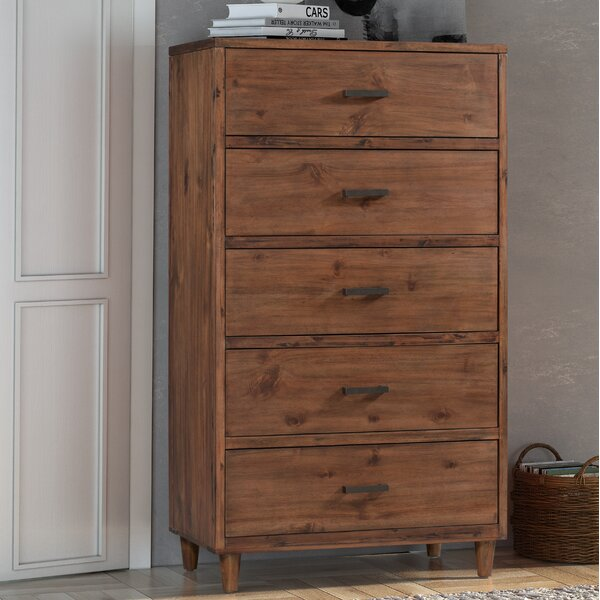Fresh Ballentine 5 Drawer Chest By Foundry Select Cheap