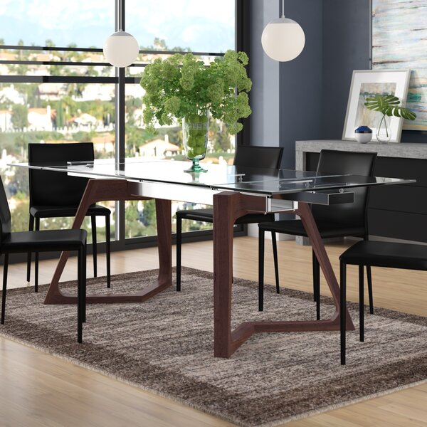 Iveta Extendable Dining Table by Brayden Studio