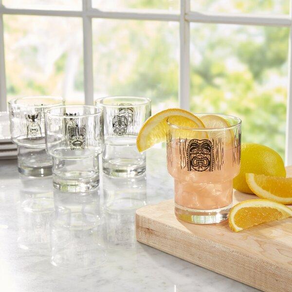 Tiki 10.5 Oz. Juice Glass by Luminarc