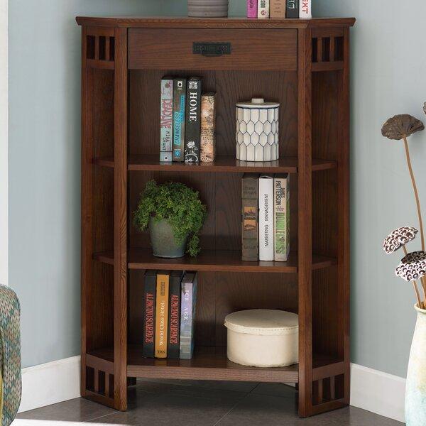 Beadle Corner Bookcase by Canora Grey