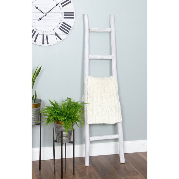 5 ft Decorative Ladder by Union Rustic