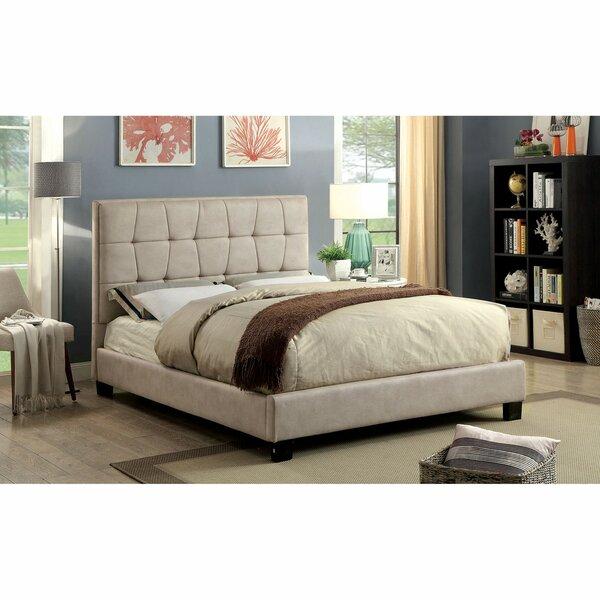 Jedlicka Upholstered Platform Bed by Latitude Run