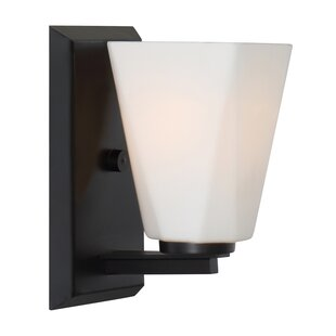 Inexpensive Cornerstone 1-Light Wall Sconce By Designers Fountain