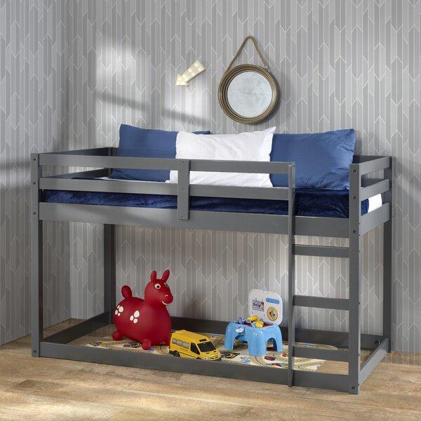 Koehn Twin Low Loft Bed by Harriet Bee
