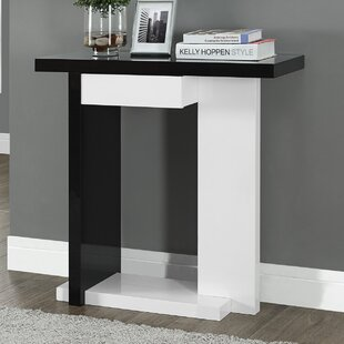 Great Price Gentner Console Table By Zipcode Design
