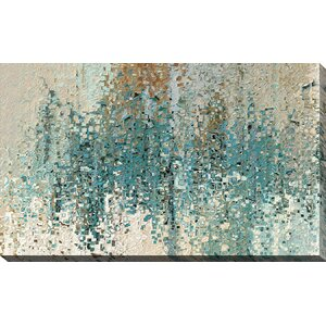 'Perfect Love' Framed Painting Print on Canvas by Mercury Row