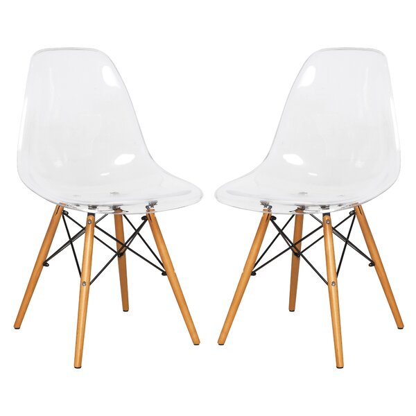 Alcalde Dining Chair (Set of 2) by Ivy Bronx