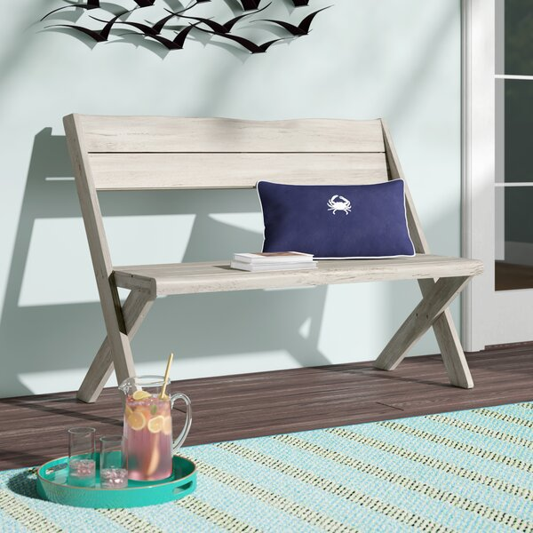 Heatherfield Bench by Bay Isle Home