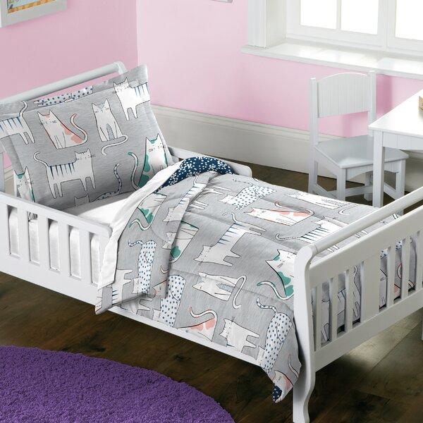 Lynne 2 Piece Toddler Bedding Set by Zoomie Kids