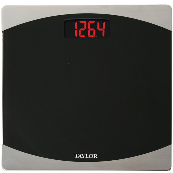 Glass Digital Scale by Taylor