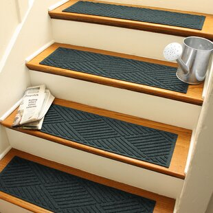 Superior Green Stair Tread Rugs