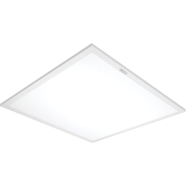Flat Panel Fixture Semi Flush Mount by Nuvo Lighting