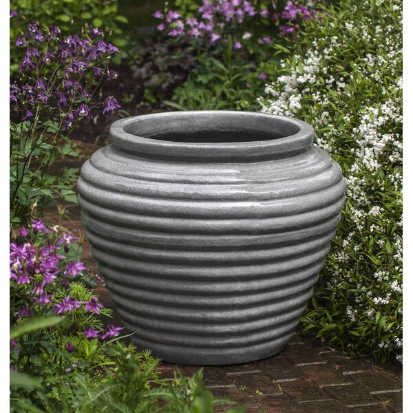 Perdrizet Terracotta Pot Planter by Red Barrel Studio
