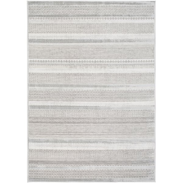 Sandie Gray Area Rug by Union Rustic