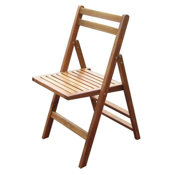 Excellent Valda Folding Patio Dining Chairs Ibusinesslaw Wood Chair Design Ideas Ibusinesslaworg