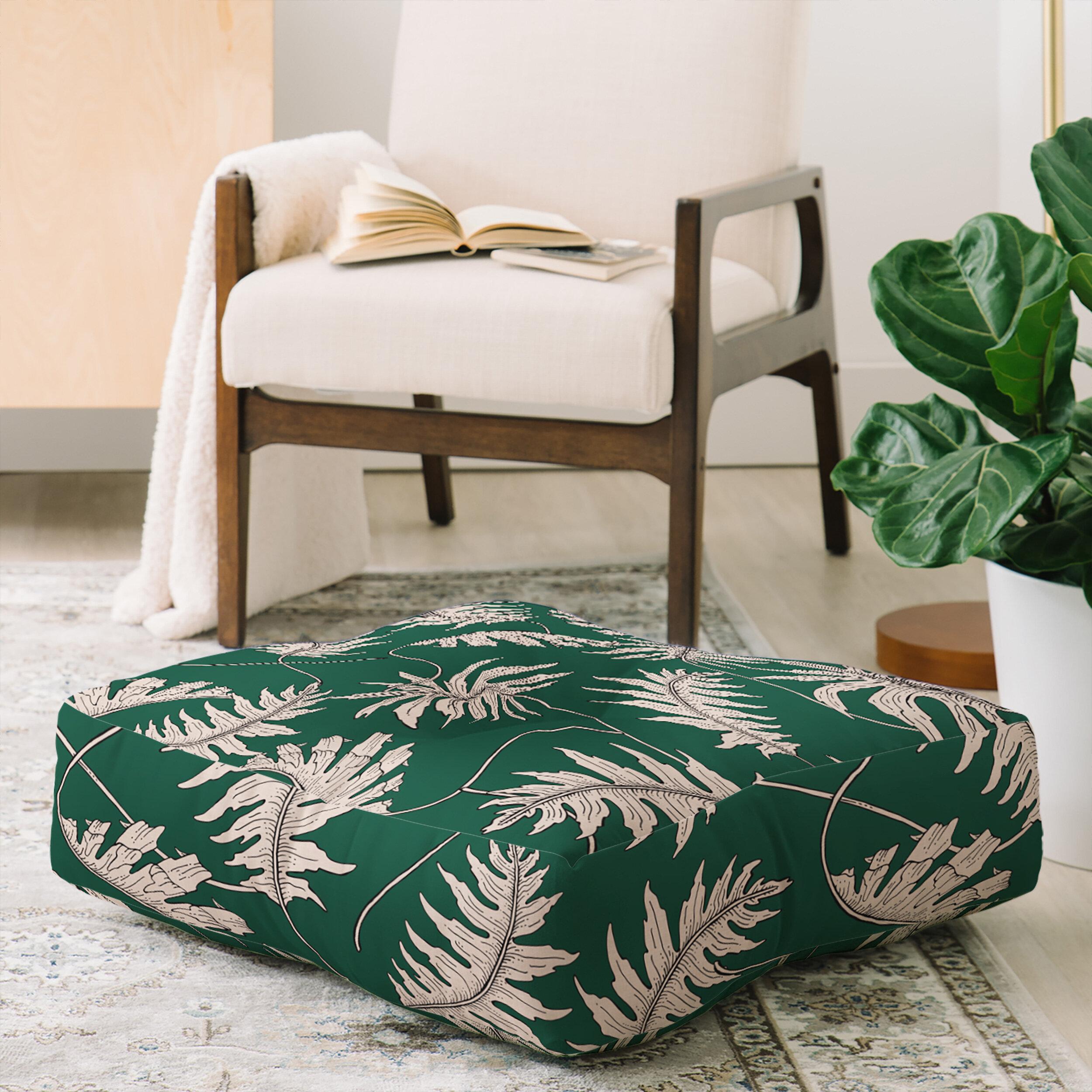 Floor Floral Throw Pillows You Ll Love In 2021 Wayfair