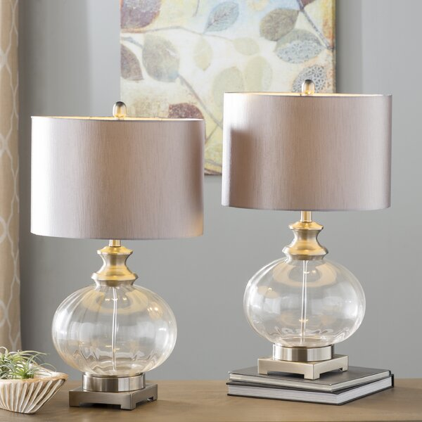 Cannaday 28 Table Lamp (Set of 2) by Andover Mills