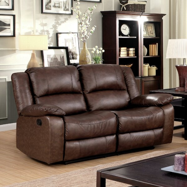 Strouse Reclining Loveseat by Red Barrel Studio