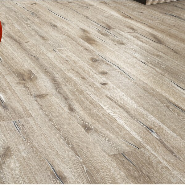 Smaland 7-3/8 Engineered Oak Hardwood Flooring in Aspeland by Kahrs