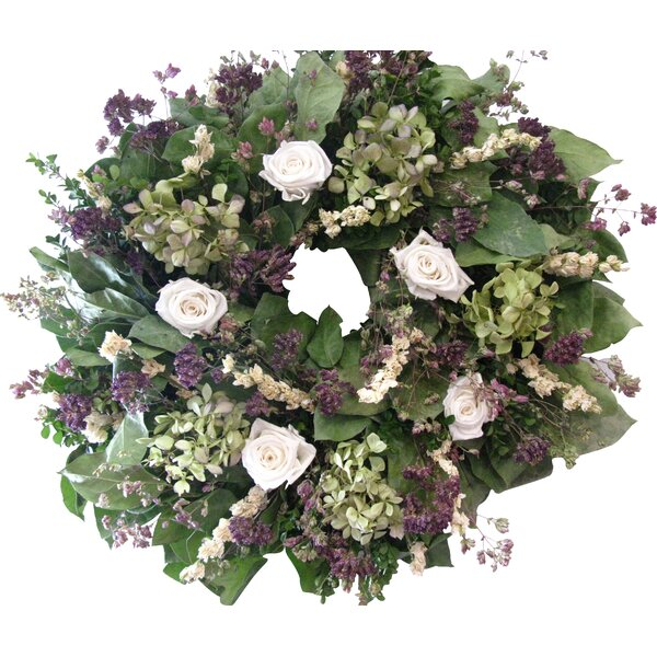 18 Chantilly Wreath by From the Garden