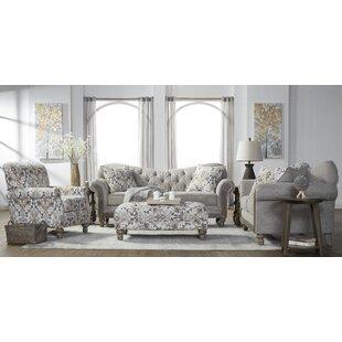 Oakland Configurable Living Room Set by Ophelia & Co.