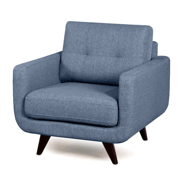 Jarrow Mid-Modern Century Armchair By Orren Ellis