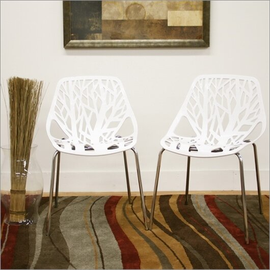 Calla Dining Chair (Set of 2) by Latitude Run