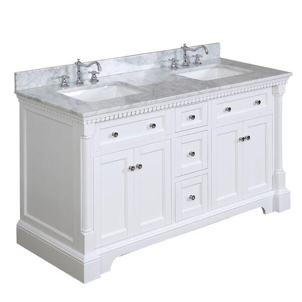 Bournon 60 Double Bathroom Vanity Set