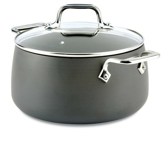 HA1 Stock Pot with Lid by All-Clad