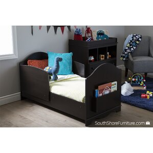 Savannah Convertible Toddler Configurable Bedroom Set
