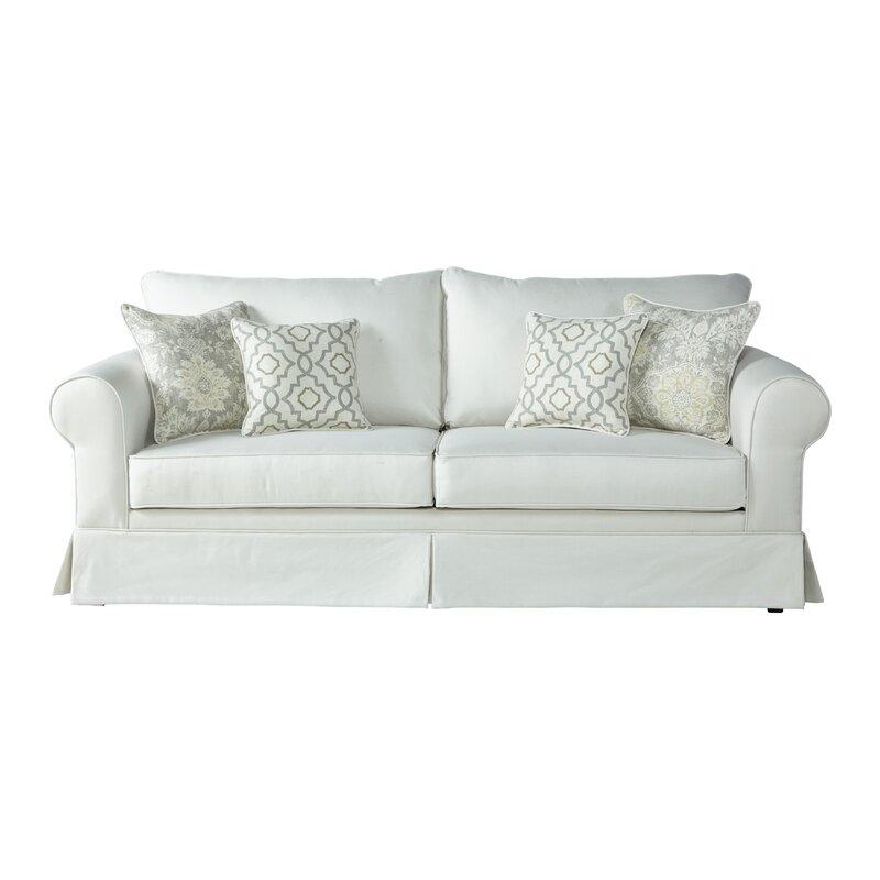 Dedrick 89 Round Arm Sofa Reviews