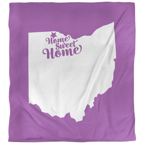 Home Sweet Toledo Single Duvet Cover