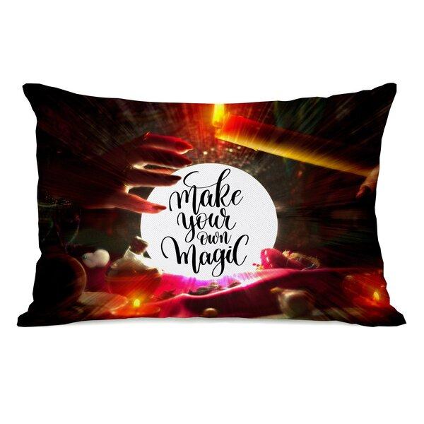 Ratcliff Make Your Own Magic Lumbar Pillow by Latitude Run