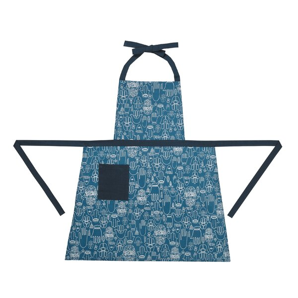 Hamsa Apron by Makers Collective