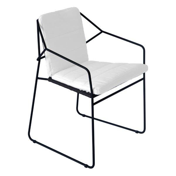 Sandur Patio Dining Chair with Cushion by OASIQ