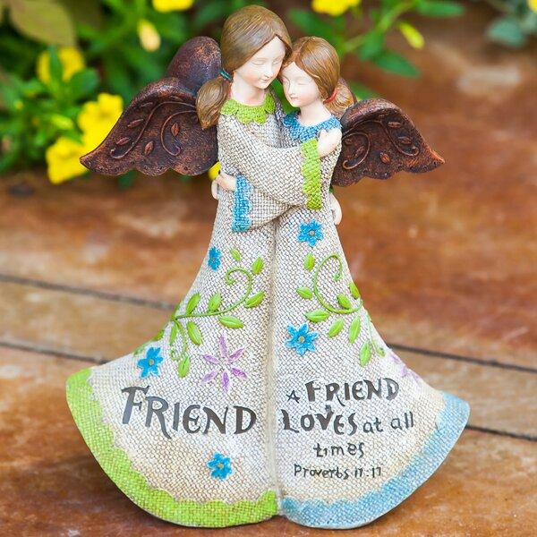 Blessings Angel Friends Statue by Evergreen Enterprises, Inc