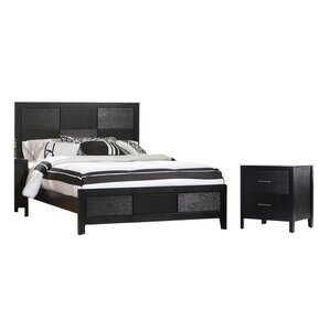 Panel Configurable Bedroom Set by Bray..