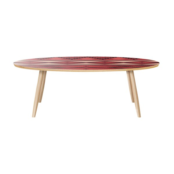 Undercliff Coffee Table by Bungalow Rose Bungalow Rose