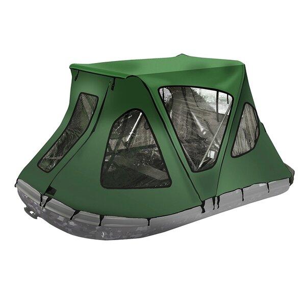 Winter Canopy Boat Rain Sun Wind Snow Waterproof Coveringerson Tent by ALEKO