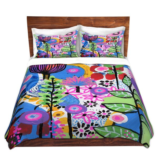 Mckie Robin Mead Changes Microfiber Duvet Covers by Latitude Run
