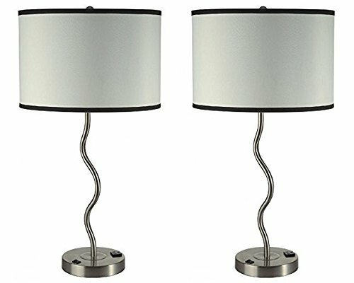 Stiltner Stylish Obsession Luxury 29 Table Lamp (Set of 2) by Latitude Run