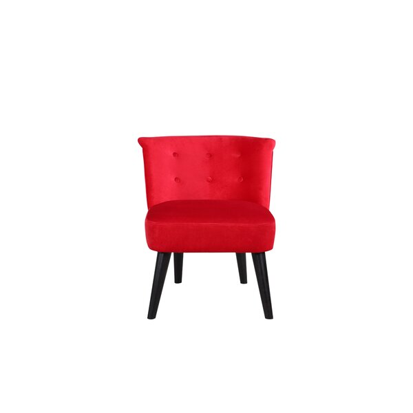 Crosier Barrel Chair by Wrought Studio