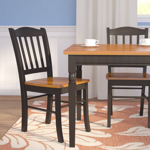 #2 Weldy Dining Chairs (Set Of 2) By Red Barrel Studio Today Sale Only